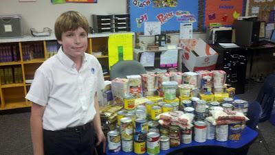 Montgomery Catholic Student Serves Those in Need 1