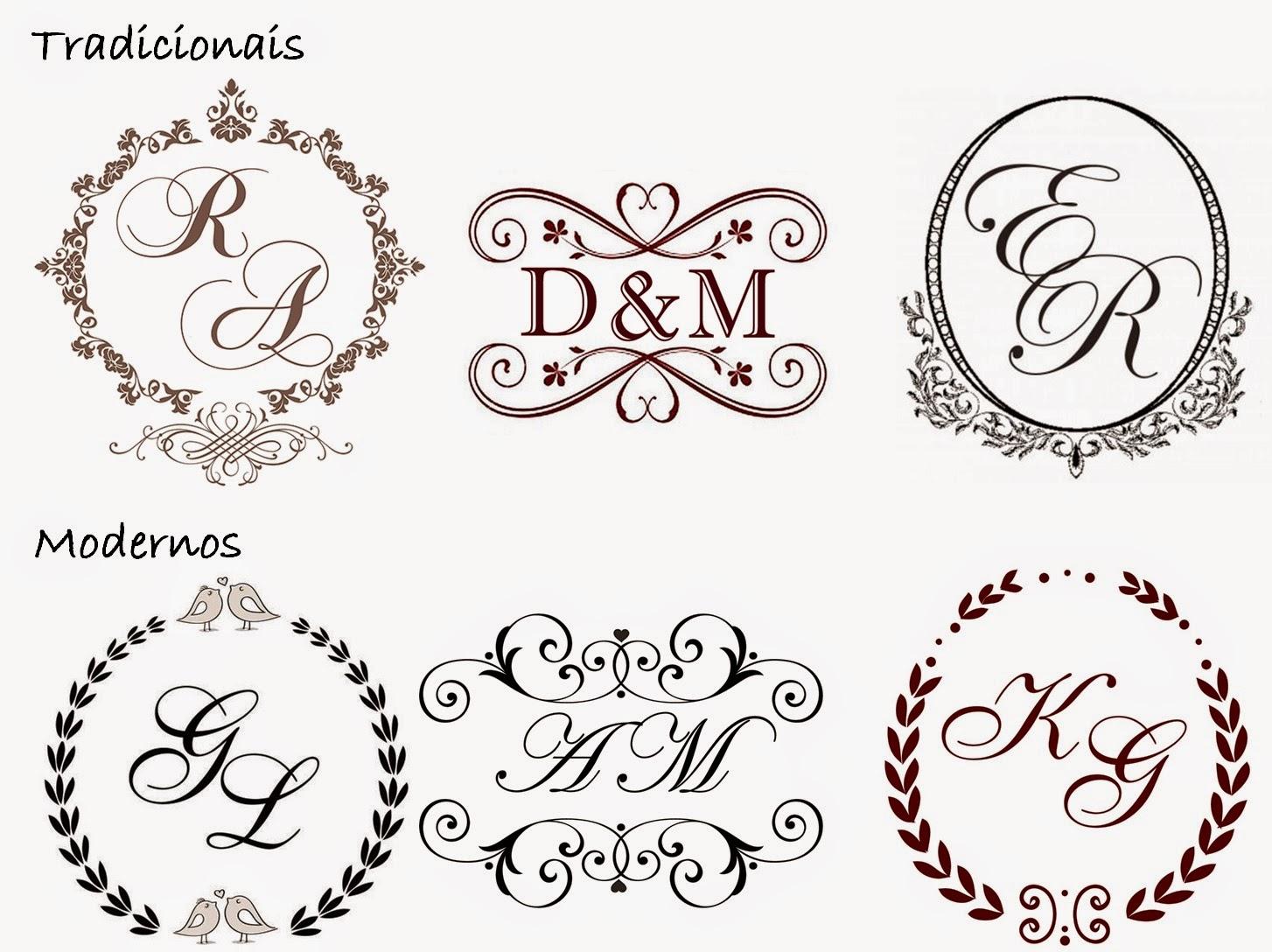 Monogramas para casamento download gr tis toda atual for C m r bagnolet