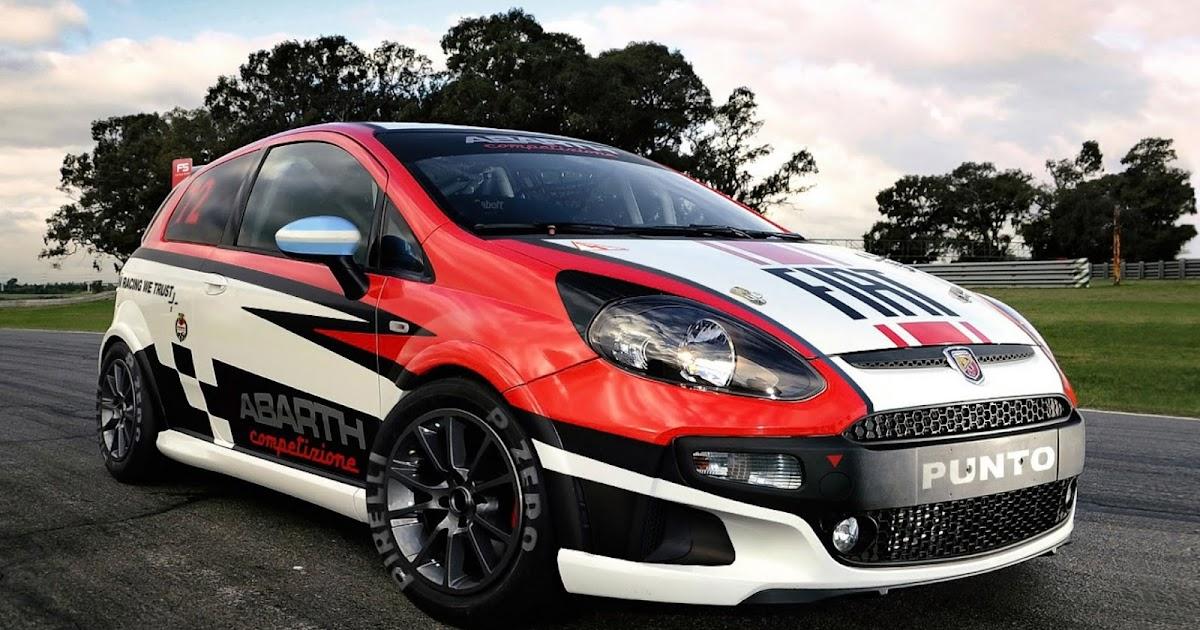 All Cars Nz 2012 Fiat Punto Competizione By Abarth