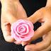 Výroba ruže na tortu