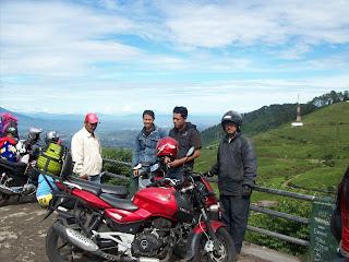 Gambar 1. Puncak Cianjur Jawa Barat