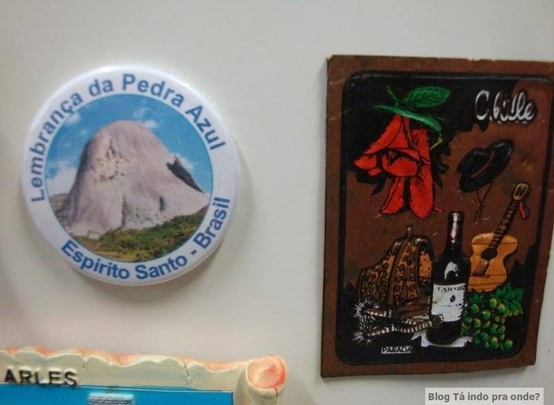 Imã Pedra Azul e Chile
