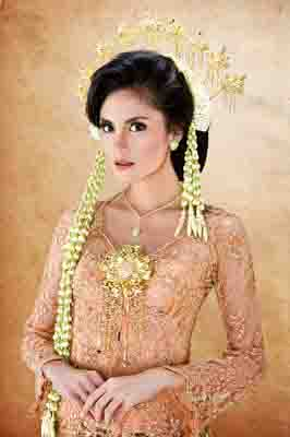 Galerry hairstyle indonesia
