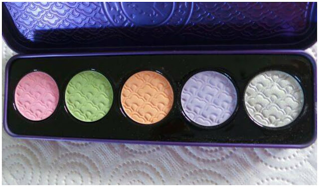 Image of Lime Crime D'Antoinette Palette