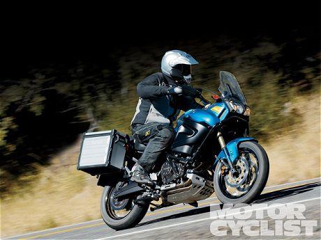 2012 New Yamaha super tenere XT1200Z