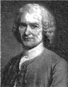 an analysis of theory of education proposed by rousseau Rousseau, discourse on the origin of inequality political theory as represented by such authors as hobbes and locke the tradition is.