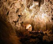 Limestone Caves Carlsbad Caverns National Park