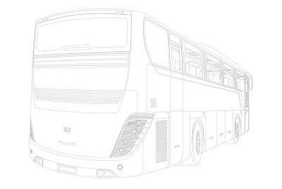 Design Bus Edelweis HD V-2.0 Sket