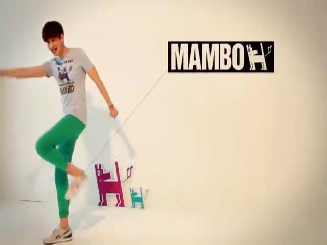 Mambo Lee Kwang Soo 1