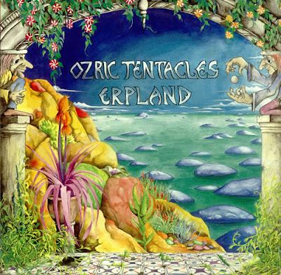 OZRIC TENTACLES 1990 Erpland