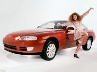 364. Lexus SC300 & SC400 (Toyota Soarer) Z30. staryjaponiec blog