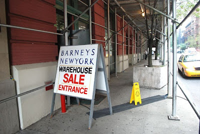 Coming Soon: Barneys Warehouse Sale