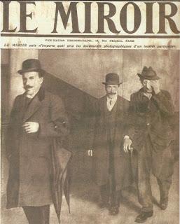 Fernández y Fernández, de Tintín