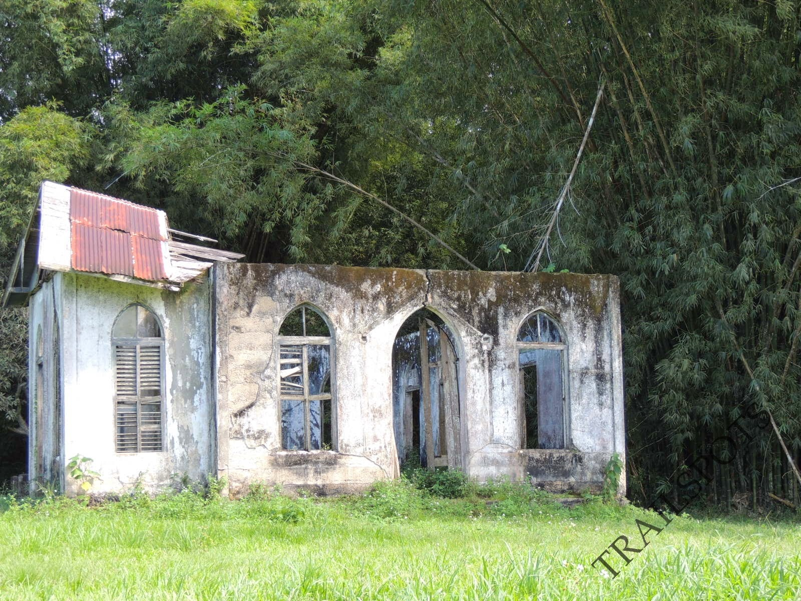ST. CHAD'S ANGLICAN CHURCH, CHAGUARAMAS