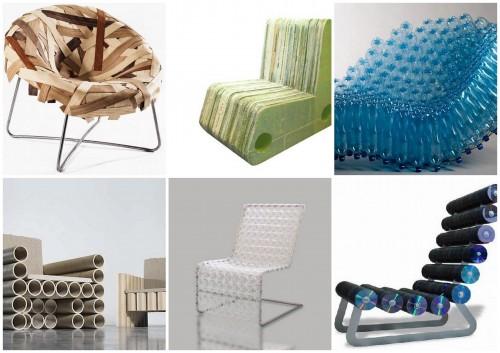 Ambiente y sociedad agosto 2012 for Decoracion del hogar con material reciclado