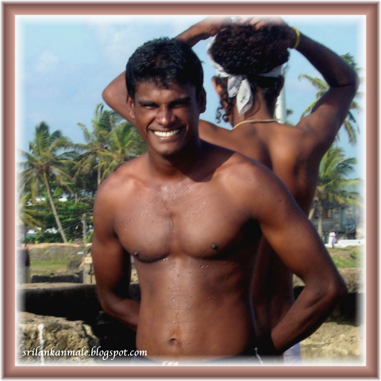 sri lankan nudes in nude beaches