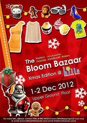 The Bloom Bazaar 5 - Christmas Edition