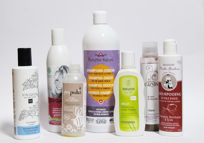 le meilleur shampoing au monde