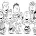 Snoopy y Charlie Brown, personajes cómicos de gran éxito, creados por Charles Monroe Schulz en 1950