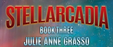 STELLARCADIA by Julie Anne Grasso #BookBlast & #Giveaway
