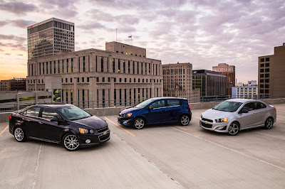 2016 Chevrolet Sonic Gets Updated Features