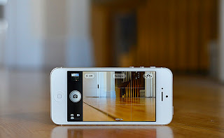Kamera iPhone 5