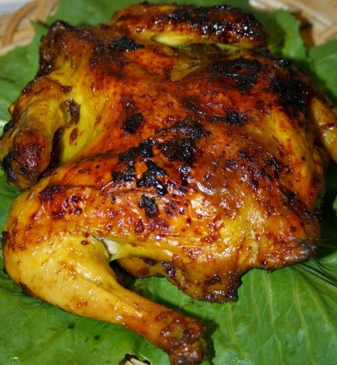 Ayam Bekakak Wueenak