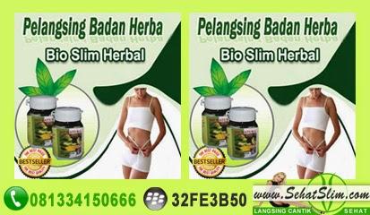 Pelangsing Bio Slim Herbal