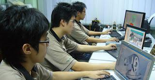 Lowongan Pekerjaan Programer Sidoarjo Desember 2012