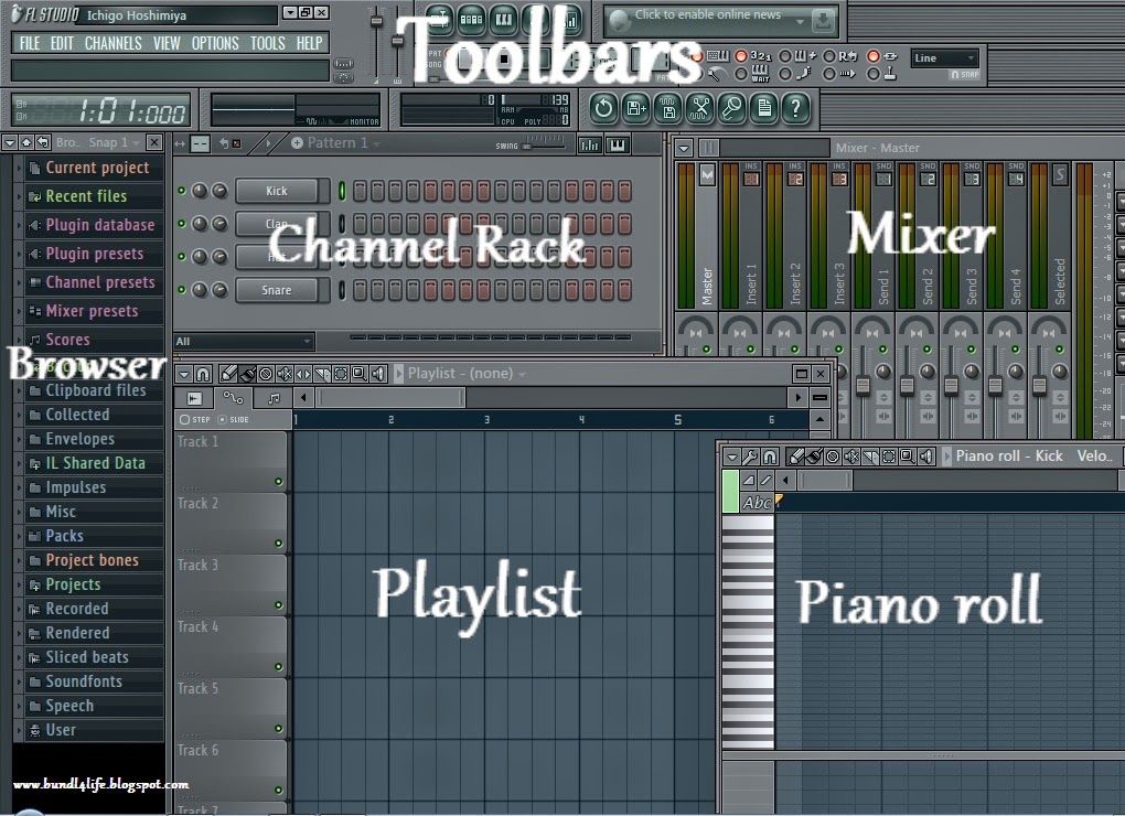 Download Old Versions of Fruity Loops for Windows