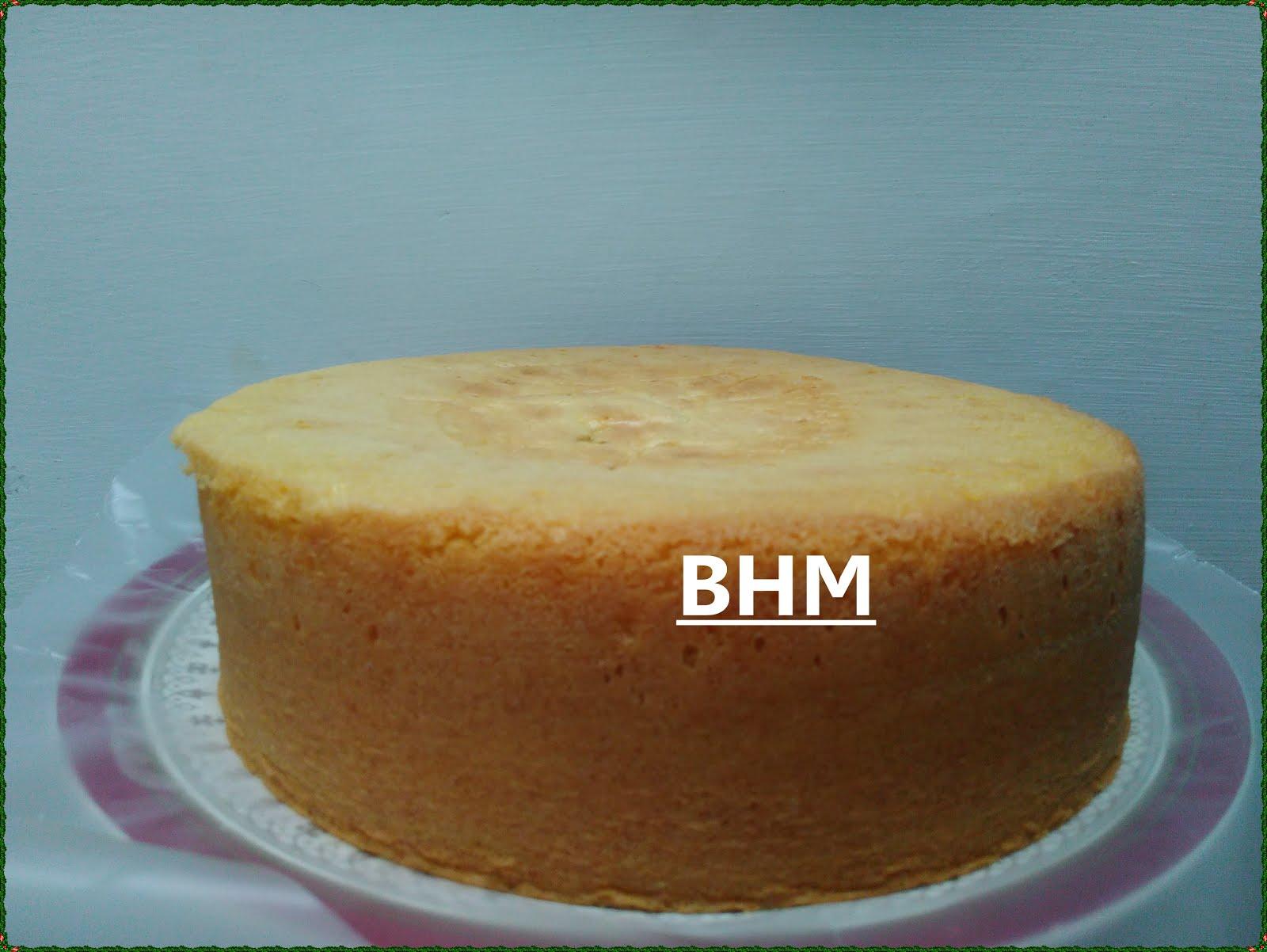 Jual Cake Vanilla Kue Bolu Vanilla
