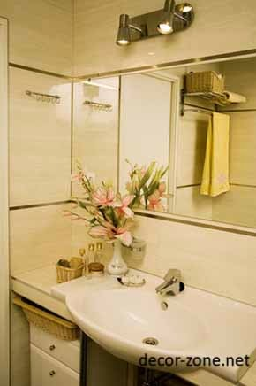30 bathroom decorating ideas and decoration styles for Bathroom decor vases