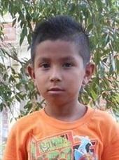 Bryan - Nicaragua (NI-293), Age 8