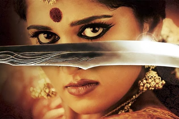 Anushka's Gold Crown   Rudhramadevi Movie Special