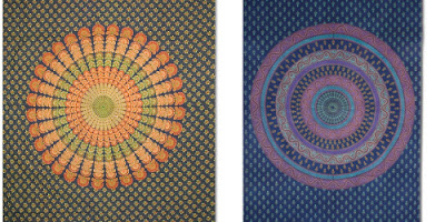 Mandala Hippie Tapestries: Mandalas!