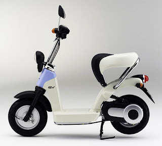 kids gas moped
