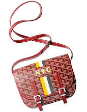 I Need This: Goyard Belvedere Satchel