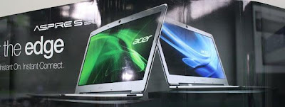 Acer Aspire S3 screenshot 1
