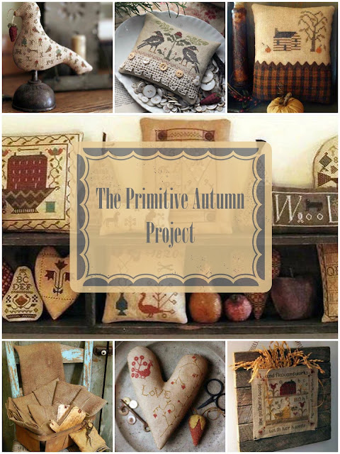 "Осенний проект ""The Primitive Autumn"""