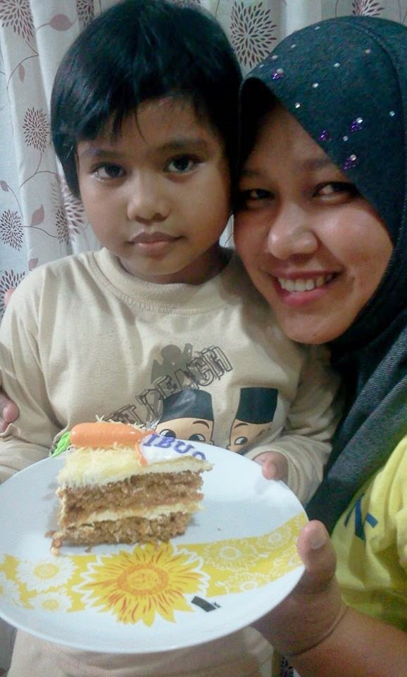 HAPPY BIRTHDAY.. ANGAH & IZZAT