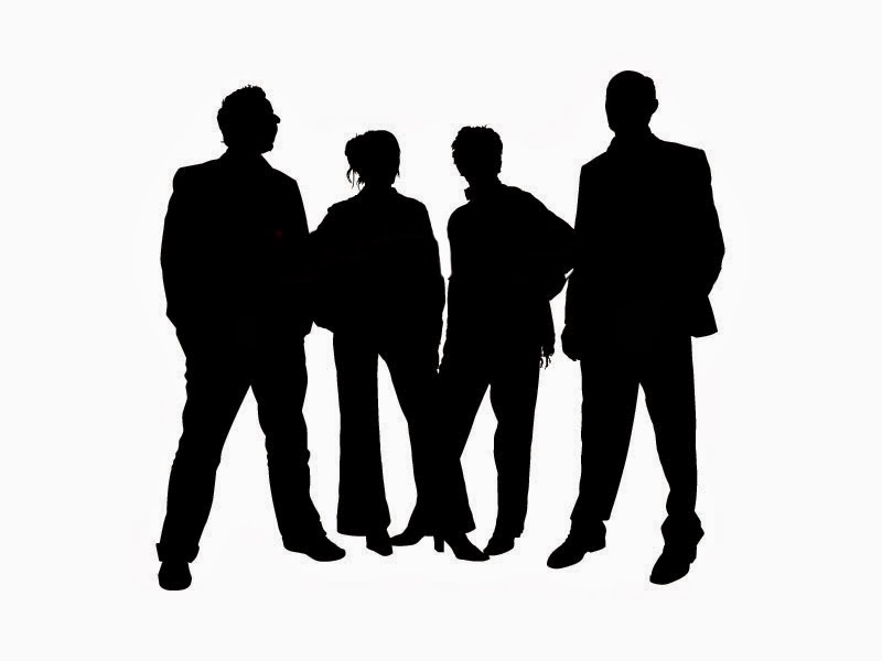 People Silhouette Clip Art