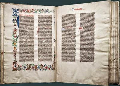 Giant Bible of Mainz 1