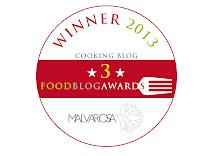 Food Blog Awards 2013