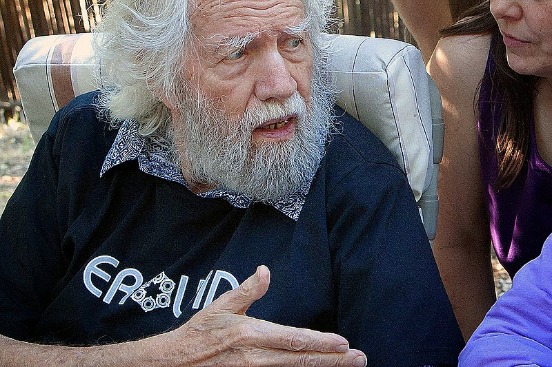 Sasha Shulgin - inspiration to many