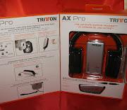 Tritton AX Pro Surround Headset PS3/Xbox .