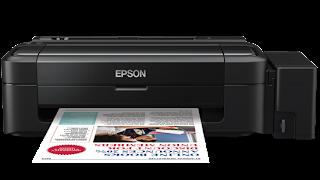 Epson L110 Printer Dengan Tabung Tinta Untuk Hasil yang Bagus