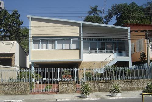 arquitetura anos 50