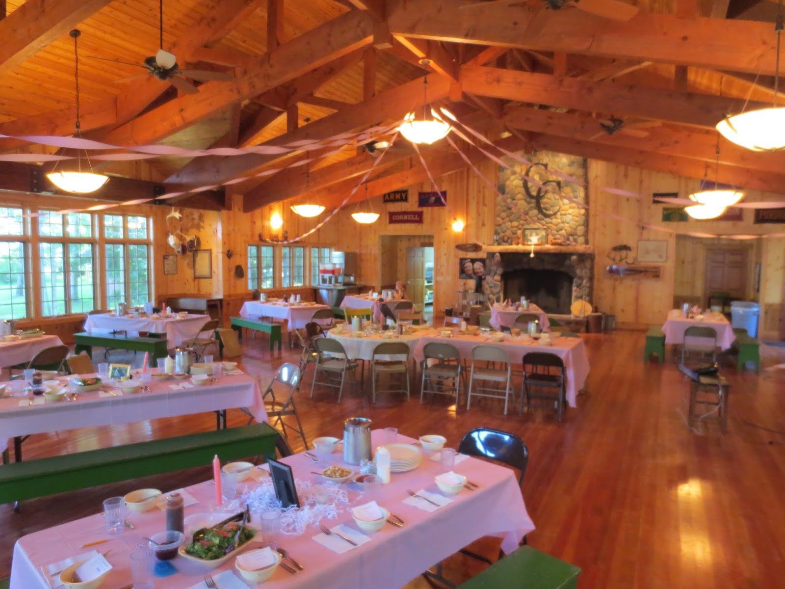 Camp chippewa for boys camp comes to a close for Missouri s t dining hall hours