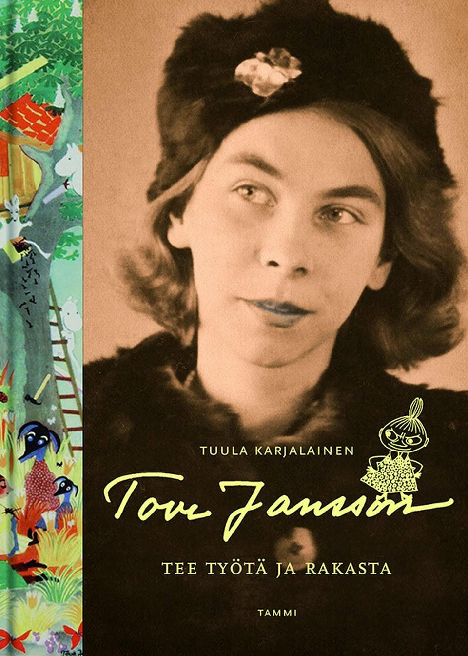 Helena Halme Author: Tove Jansson at the Ateneum Art ...
