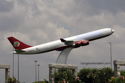 Kingfisher_Airlines_A340-500_Model
